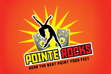 Pointe Rocks - Hear The Beat, Point Your Feet